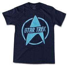 """STAR TREK/スタートレック ロゴTシャツ 映画Tシャツ【映画Tシャツ】 """"STAR TREK/スタートレック..."""