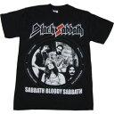 black sabbath ブラック・サバス♪プリントTシャツ ROCK メンズTシャツ ユニセックス【ロックT...