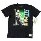 """ロックTシャツ・バンドTシャツ THE ALLMAN BROTHERS BAND """"Duane Allman 1971"""" ライヴシーン 70's Jim Marshall ROCK メンズTシャツ オールマン ブラザーズ バンド バンドT ロックT"""