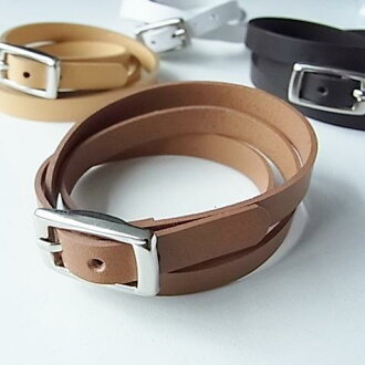 40% Off-triple leather bracelet encrusted band