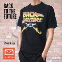 映画Tシャツ【Back to the future / バック・トゥ・ザ・フューチャー】 80年代 プリントTシャツ 半袖Tシャツ メンズTシャツ ハリウッド映画 【楽ギフ_包装】