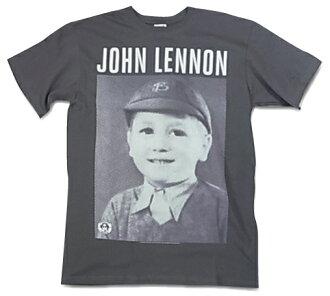 [鎖頭T恤★帶T恤][John Lennon約翰·藍儂]