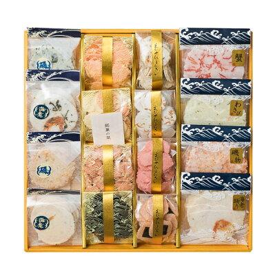 敬老の日 井桁堂 えびせんまんさい 20号 1953 (-K2026-103-) (個別送料込み価格) (t0)   出産内祝い 結婚内祝い 快気祝い お祝い 海老 せんべい 煎餅