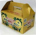 【送料無料】(秀品)幸せの黄色いメロンキズがなく、形がきれいなものを選りすぐり。3〜4玉 2kg化粧 ...