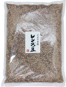 数量、期間限定の大特価価格にて販売中!まめやの底力 大特価 アメリカ産レンズ豆(皮つき)...