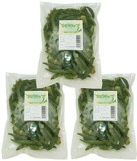 世界の乾燥野菜ベトナム産オクラチップ200g【ドライ干し乾燥オクラ】