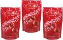 リンツ(Lindt) リンドール ミルクパック 60g×3袋   【個包装 六甲バター QBB スイス 高級チョコレート トリュフチョコ】