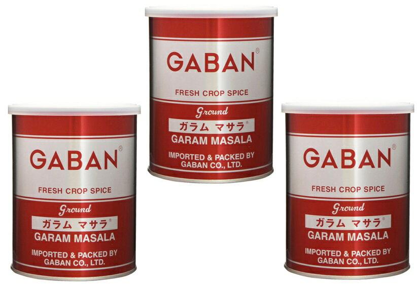 ミックススパイス・混合調味料, ガラム・マサラ GABAN 200g3