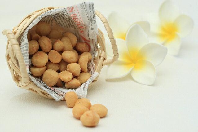 世界美食探究 オーストラリア産 マカダミアナッツ (薄塩ロースト仕上げ)有塩ナッツ 250g