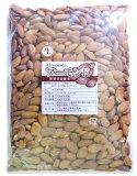 【宅配便送料無料】世界美食探究 アーモンド カリフォルニア産アーモンド(生)  1kg【Almond】