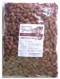 世界美食探究 カリフォルニア産アーモンド 有塩ナッツ (薄塩オイルロースト仕上げ) 1kg1袋【Almond】 【ア−モンド】