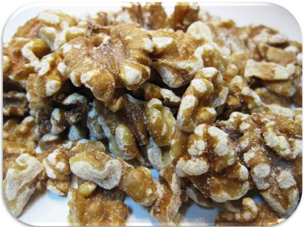 世界美食探究くるみクルミアメリカ産クルミハーフ(薄塩オイルロースト仕上げ)1kg有塩ナッツ