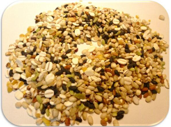【宅配便】 雑穀米 グルメな栄養士の国産21種 プレミアム雑穀 300g