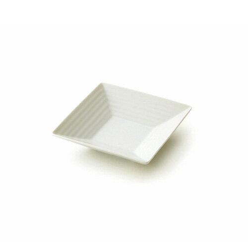 NN 12cm スクエアプレート(アウトレット含む)日本製 磁器 白い食器 角皿 取り皿 業務用食器 食器 白 プレート 皿 おしゃれ 四角 皿