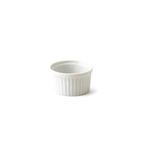 [日本製] 7cm プチココット (アウトレット含む)日本製 磁器 ココット スフレ ソースカップ 食器 白