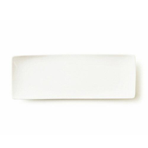 ALPHA アルファ 30×10cm 細長角皿L (アウトレット含む)日本製 皿 おしゃれ お皿 おしゃれ 食器 おしゃれ 食器 白 食器 アウトレット 日本製 磁器 白い食器 角皿 スクエア 魚皿 さんま皿 食器 白 プレート 皿 おしゃれ レクタングル 業務用食器