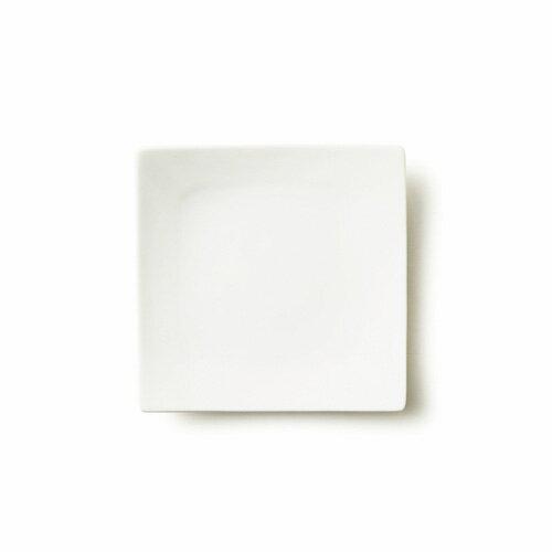 ALPHA アルファ 16cm 正角皿 (アウトレット含む)日本製 磁器 白い食器 取り皿 食器 白 おしゃれ 角皿 スクエア プレート 業務用食器 ホワイト 四角 お皿 白磁 ショップ 販売 通販 テーブルウェアファクトリー