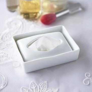 【送料無料】ポケットティッシュケース ボックス(アウトレット含む)【日本製 磁器】雑貨 送料無料 ポケットティッシュケース カバー ポーセリンアート 絵付け