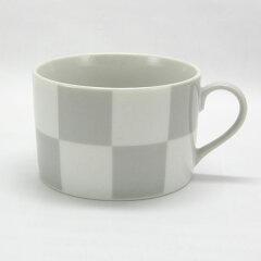 数量限定。訳ありアウトレット<アウトレット>市松ティーカップ 【カフェ 食器 ティーカップ】