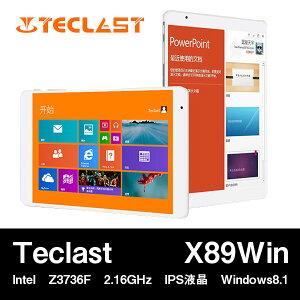 【Teclast X89Win Intel Z3736F クアッドコア(2.16GHz) IPS液晶 BT搭載】【7.8インチ 7.8型】Te...