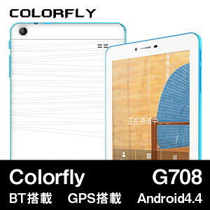 【7インチ 7型】Colorfly G708 オクタコアコア(1.4GHz) 3G GPS B…