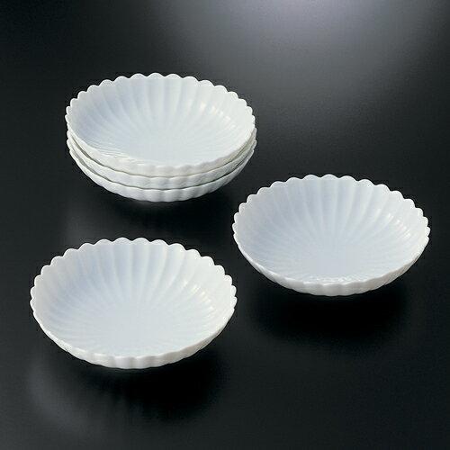 和食器 たち吉 白菊 銘々皿 214-0081