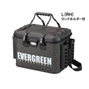 エバーグリーン EGバッカン4 Lサイズ(RH) ロッドホルダー付き