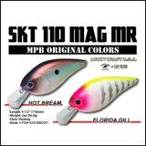 ラッキークラフトUSA × MPB LURES SKT 110Mag MR  SKTマグナム 【MPBオリジナルカラー】