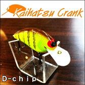 開発クランク D-Chip Dチップ