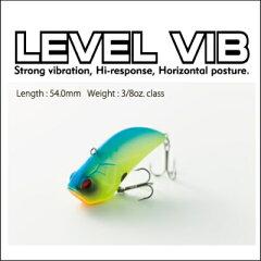カナモプロデュース 【レイドジャパン】 レベルバイブ LEVEL VIB