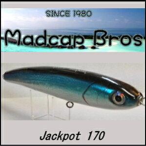 【MadcapBros】マッドキャップブロスJACKPOT170