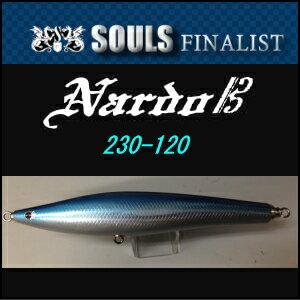 【SOULS】ソウルズナルド230-120GCLASSビートウッドシリーズ