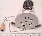 引掛シーリングライトソケットE26口金3灯ひっぱり点灯切替工事不要天井照明器具
