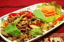 タイ料理人気メニュー!牛肉とタイハーブ(ガッパオ)炒め!タイハーブの風味がやみつきのおい...