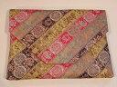 茶道具 数寄屋袋(すきや袋)紅牙瑞錦 (こうげずいきん)龍村美術織物裂地