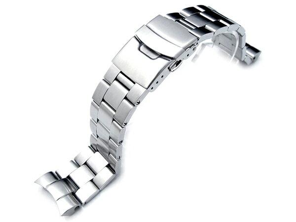 腕時計用アクセサリー, 腕時計用ベルト・バンド 22mm for SEIKO SNZF11, SNZF13, SNZF15, SNZF17, SNZF19, SNZF21, SNZF22