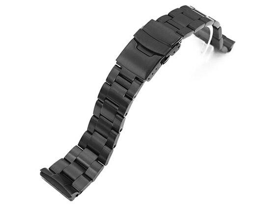 腕時計用アクセサリー, 腕時計用ベルト・バンド 22mm DLC for SBDY027, SBDY041, SRPD45, SRPD46, SRPD48