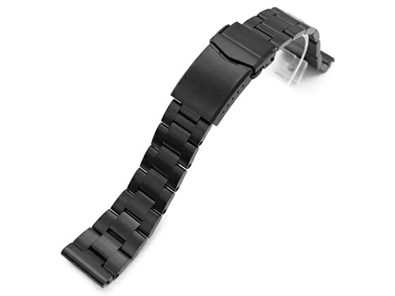 腕時計用アクセサリー, 腕時計用ベルト・バンド 21.5mm DLC V for SEIKO Tuna SBBN011, SBBN013, SBBN025, SBBN029