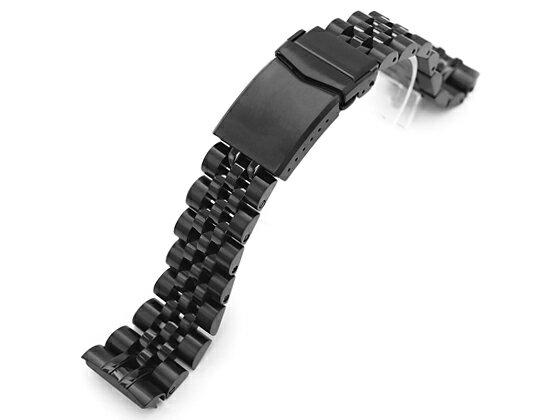 腕時計用アクセサリー, 腕時計用ベルト・バンド 22mm ANGUS DLC V for SBDY027, SBDY041, SRPD45, SRPD46, SRPD48