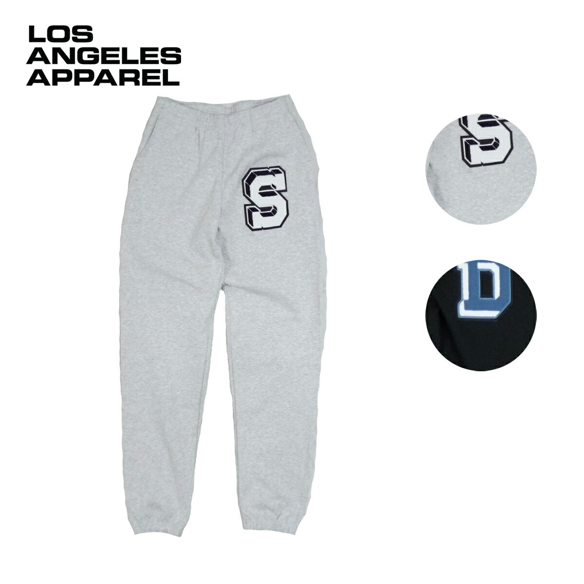 LOS ANGELES APPAREL ロサンゼルスアパレル TAILGATE別注 14oz WAPPEN SWEAT PTANTS