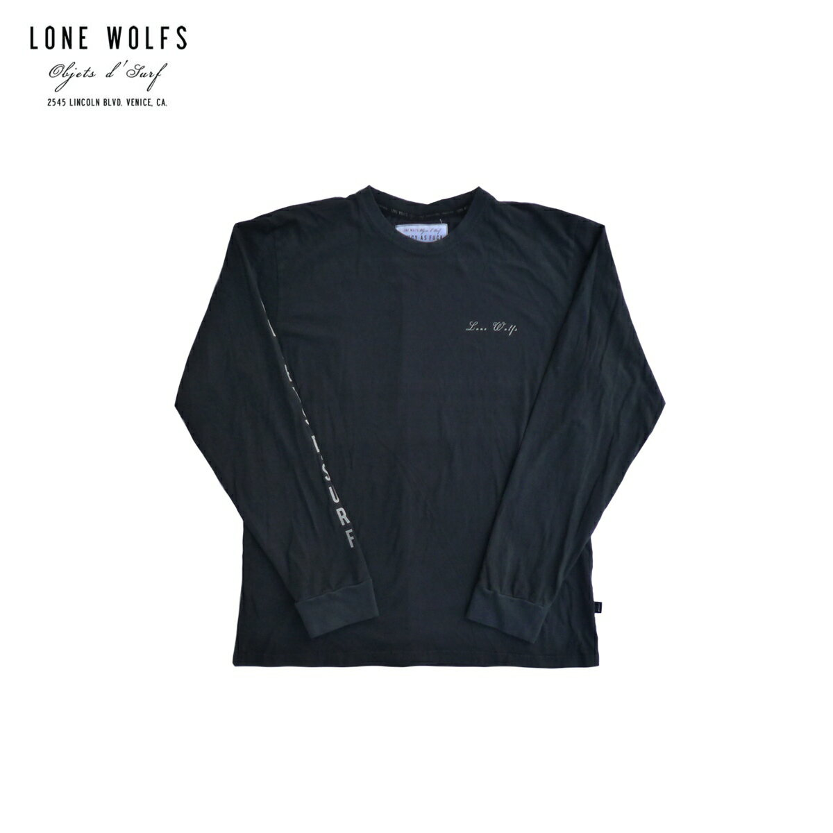LONE WOLFS ローンウルフズ FANCY AS FUCK LONG SLEEVE SHIRTS