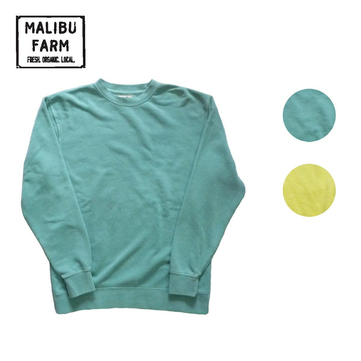 MALIBU FARM マリブファーム PIGMENT CREW