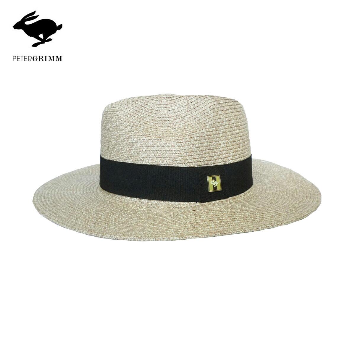 メンズ帽子, 麦わら帽子 PETER GRIMM MYRON OS