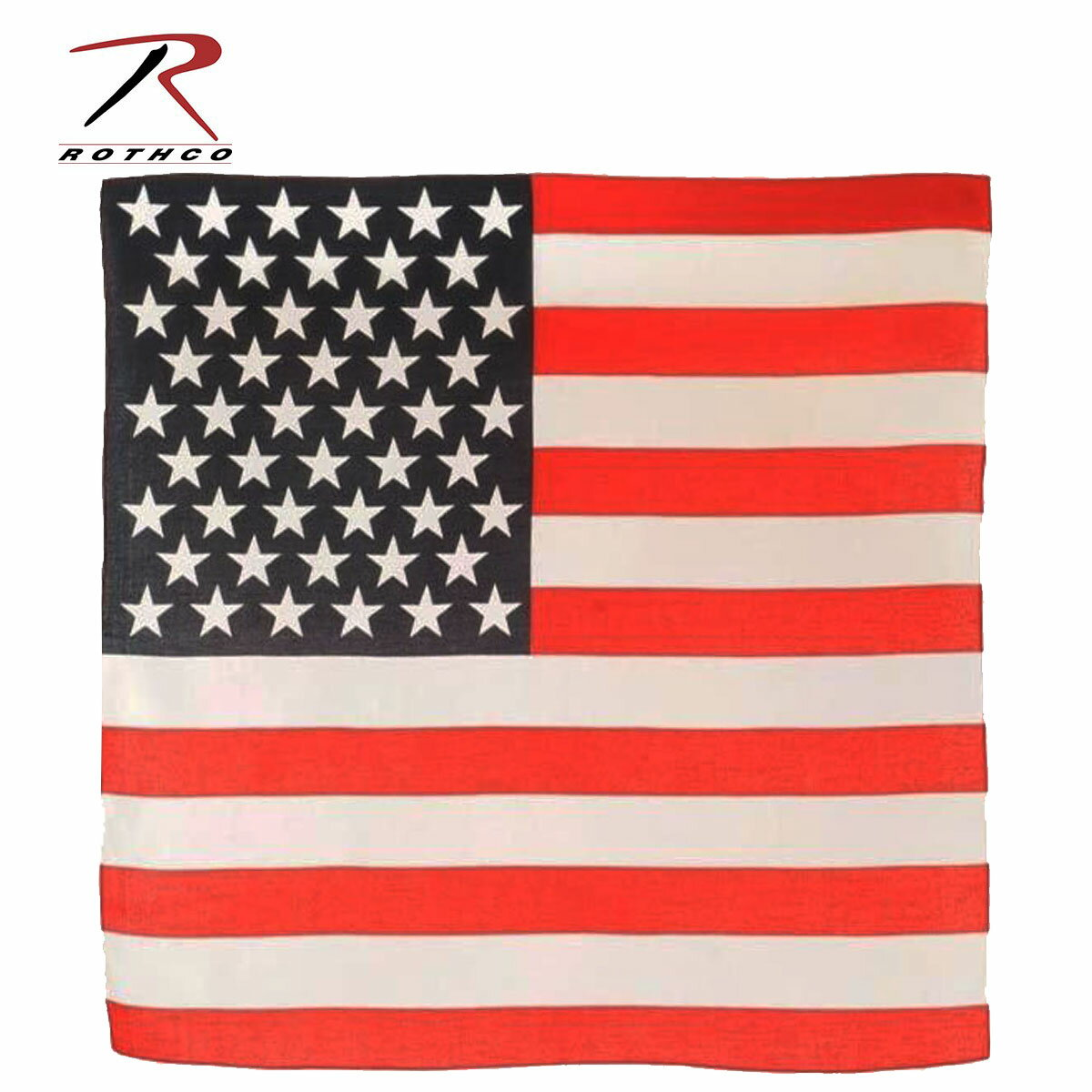 ROTHCO ロスコ BANDANA 星条旗 アメリカ