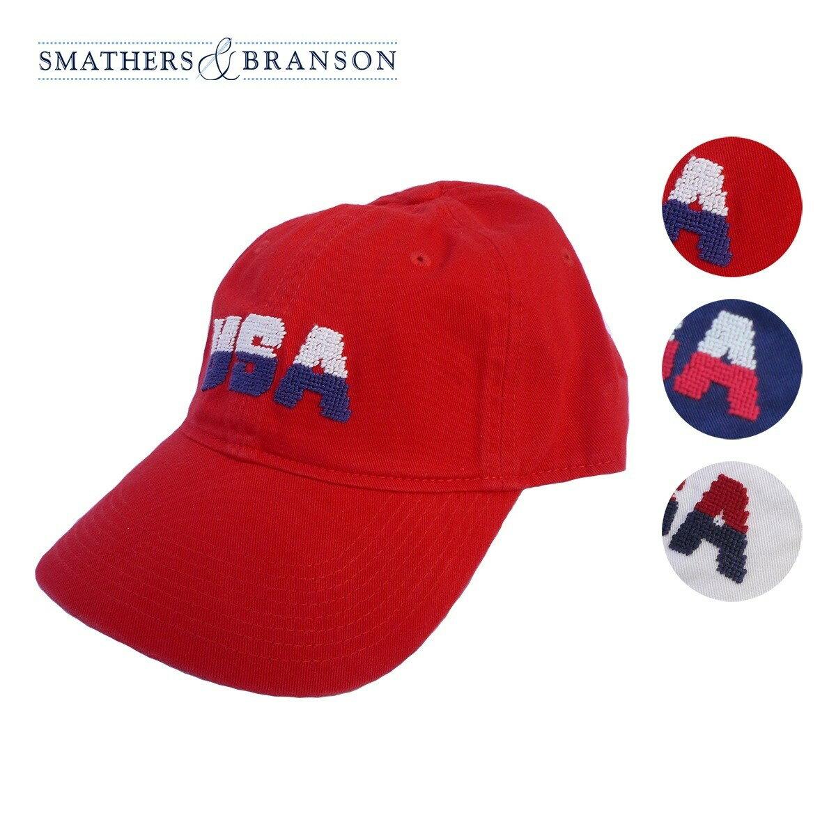 Smathers&Branson スマザーズ&ブランソン USA CAP