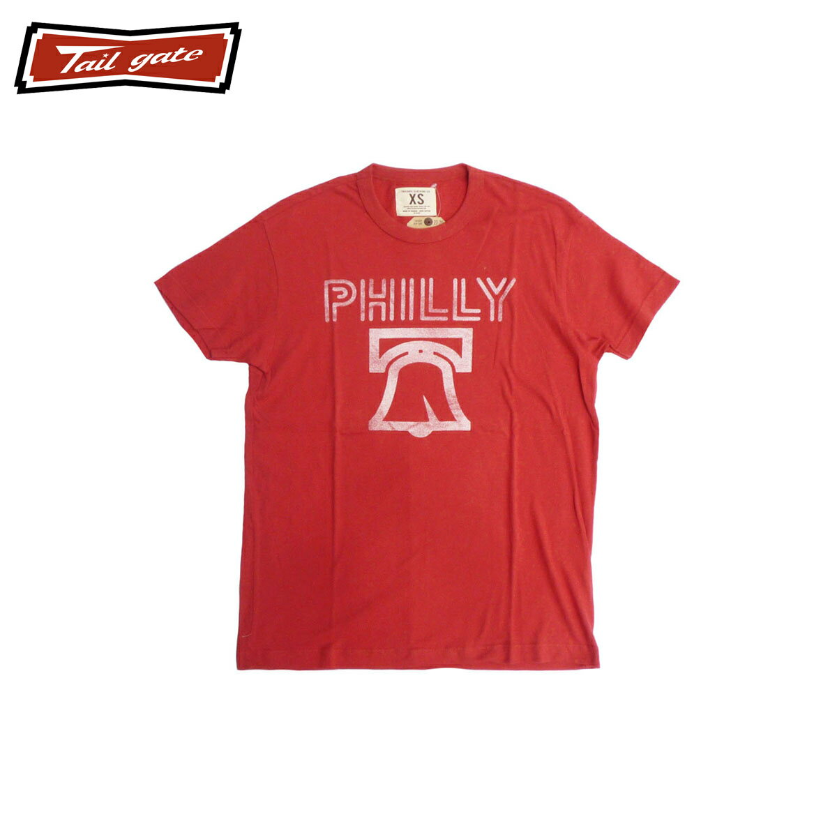 トップス, Tシャツ・カットソー TAILGATE PHILLY T XS-MT