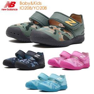 3142ecf1c9d39 ニューバランス new balance キッズ サンダル IO208/YO208 キッズ・ジュニア用 女の子 男の子 子供靴