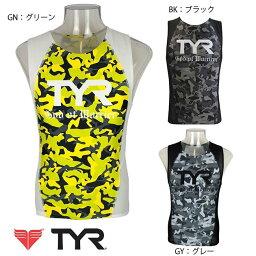 ティア (TYR)トライアスロンウェア SPRINT DASH TRI SINGLET スプリントダッシュトライシングレット TMSG2-17S メンズ(男性用)【日本製】 [メール便1枚までOK]