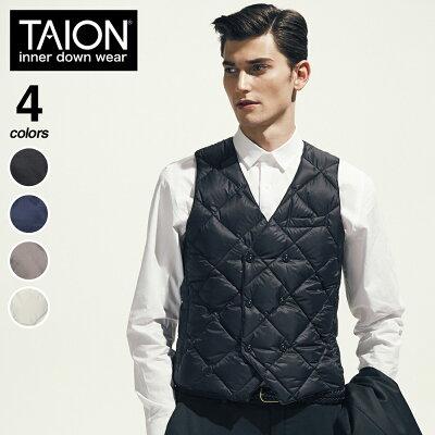 TAION inner down wear ビジネス&ドレスライン
