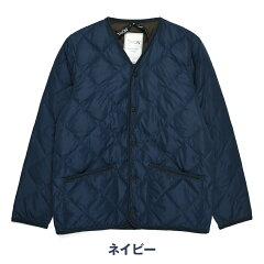 Taion Piped Down Cardigan 101CIM: Navy